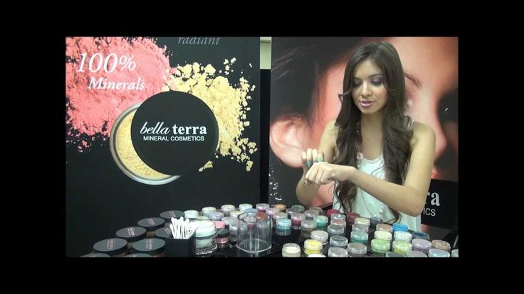 How To use Bella Terra Cosmetics 8-in-1 Mineral Shimmers?  #HowTo #BellaTerraCosmetics