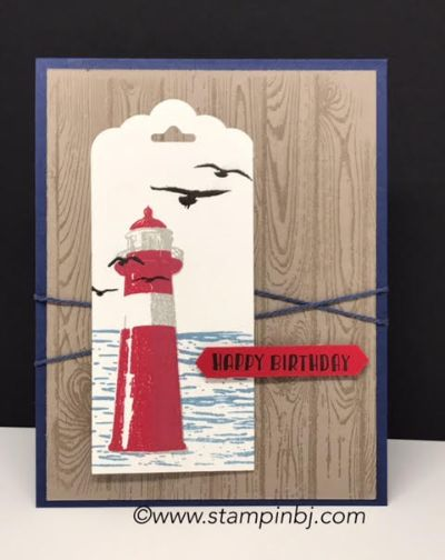 High Tide, Hardwood, Stampin' up!, BJ Peters, #hardwood, #hightide, #stampinup, #stampinbj.com, #bjpeters, #masculinebirthday, #stampinupdemo, #cardbuffet, #stampsinthemail