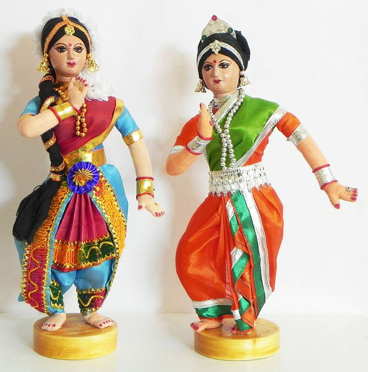 dance dolls of india - Google Search