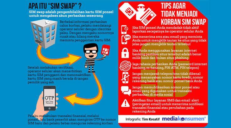 Hati-hati dengan Nomor Ponsel Anda, Rekening Anda bisa Dibobol Penjahat!