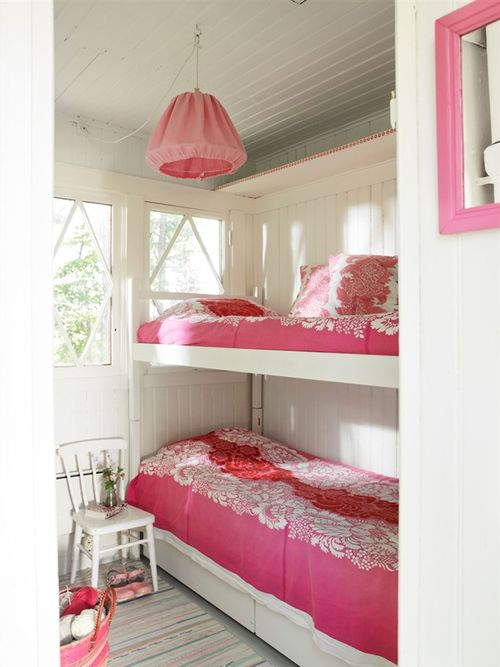 Scandinavian Summer Cottage ♥