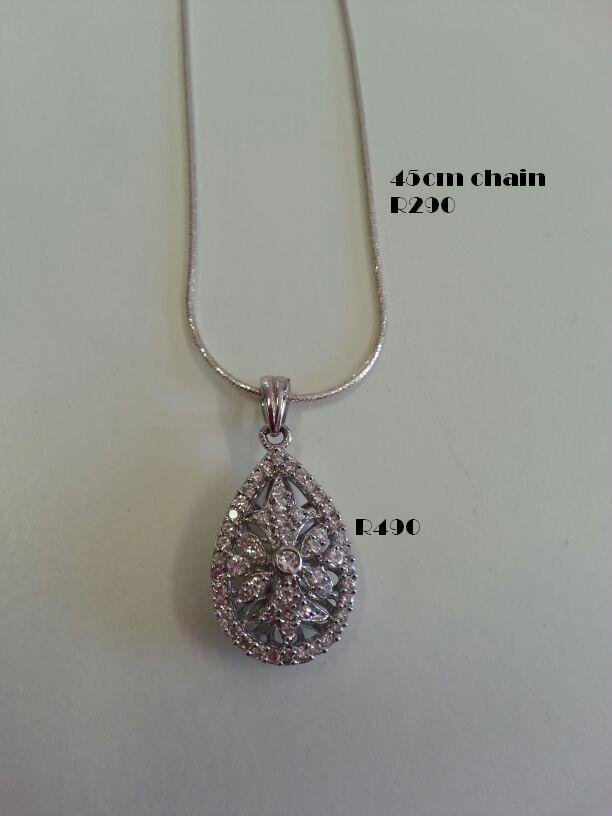 Gatsby Glamour pendant #gatsby #glamour #pendant #silver #jewellery