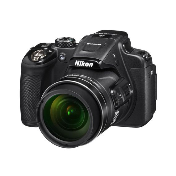 FlyBuys: Nikon P610 Coolpix Black Camera