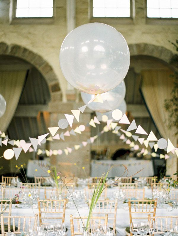 Hovering Giant #Balloon Centerpieces  #Launch #Party                                                                                                                                                                                 More