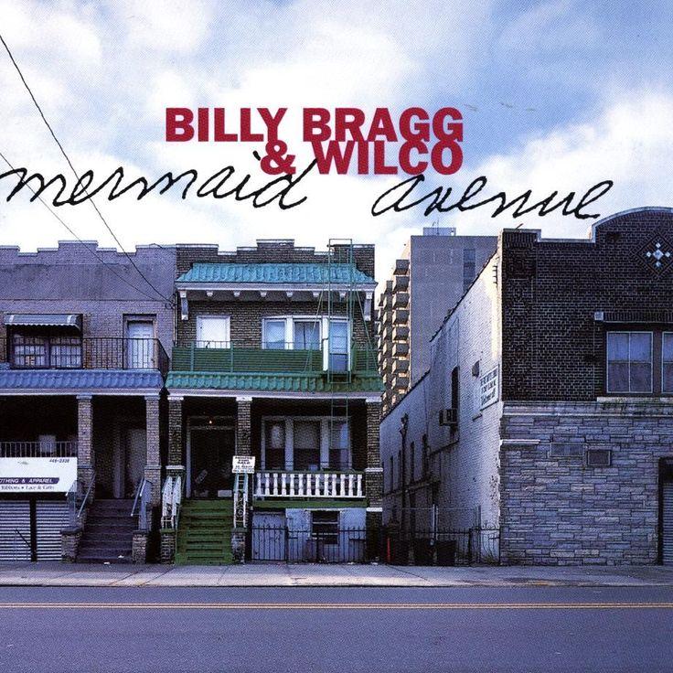 Billy+Bragg+&+Wilco+-+Mermaid+Avenue £32