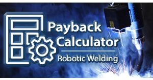 "Yaskawa's ""Robotic Welding System Payback Calculator"" gives manufacturers a budgetary target for a robotic system that meets payback and productivity requirements. #calculator #manufacturing #automation: #automation #welding #robots #Yaskawa"