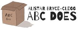 Alistair Bryce-Clegg at ABC Does