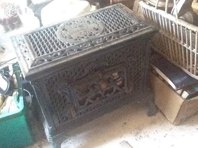 poele a bois arthur martin poeles bois anciens fonte pinterest po le bois ancien et bois. Black Bedroom Furniture Sets. Home Design Ideas
