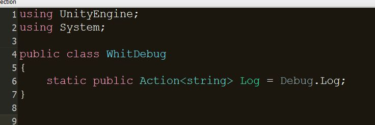 Unity tip: make a static `Action<string> Log` method and assign Debug.Log to it. Use it instead of Debug.Log. Now you control logging.