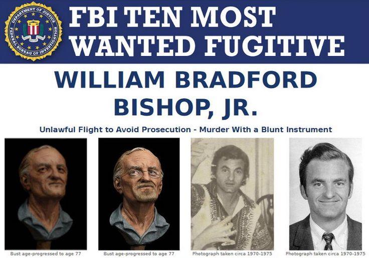 USA Most Wanted. WILLIAM BRADFORD BISHOP, JR – Murder