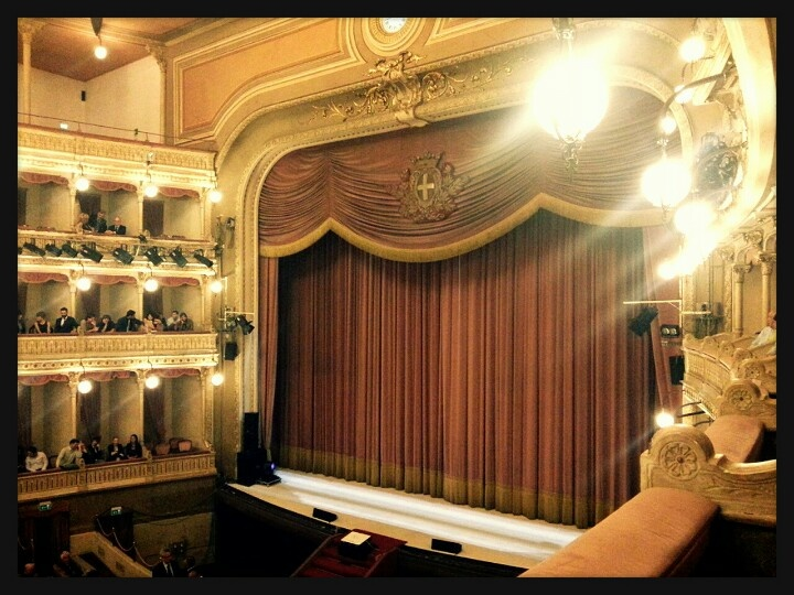 Novara Teatro Coccia