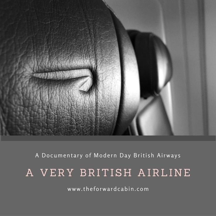 A Very British Airline - A Documentary of Modern Day British Airways