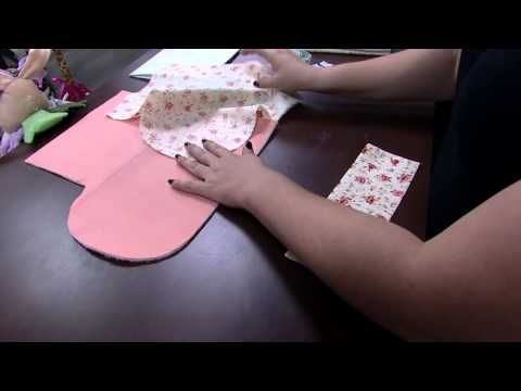 Ana Paula Stahl - Porta kit manicure patchwork Parte 2/2
