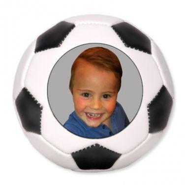 Un ballon de foot photo pour les fans du ballon rond