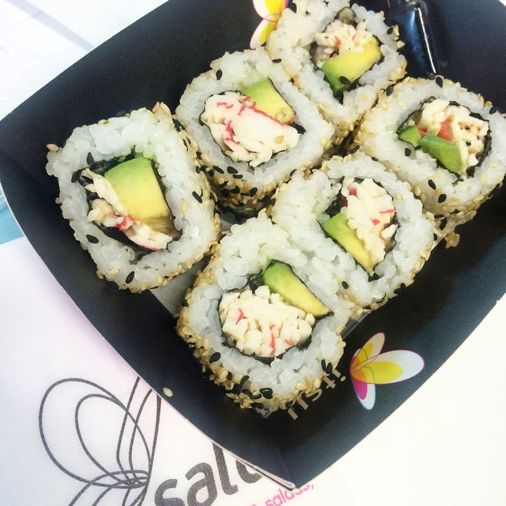 Sushi loving... #cleaneats