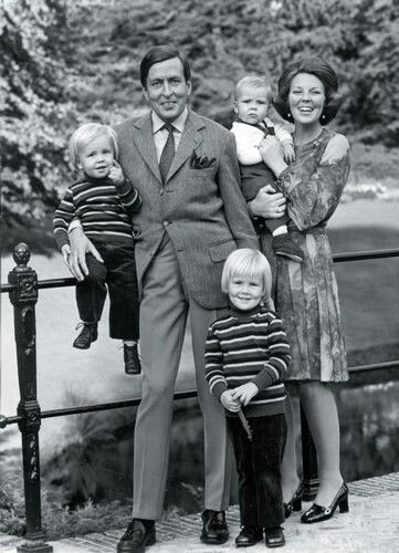 Royal family, the Netherlands