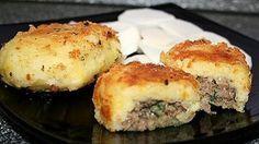 Zrazy de patatas, Típica cocina ucraniana: recetas, fotos, información