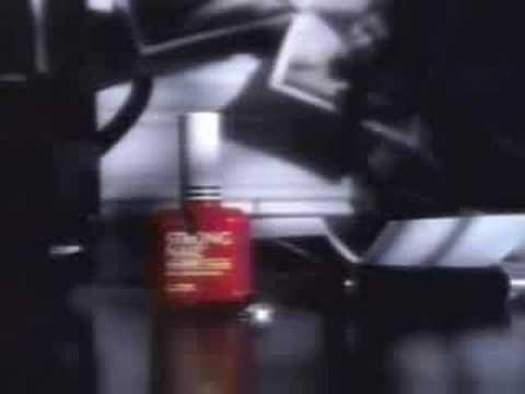 """""""Cutex Strong Nail"""" 1980s Nail Polish Commercial"""