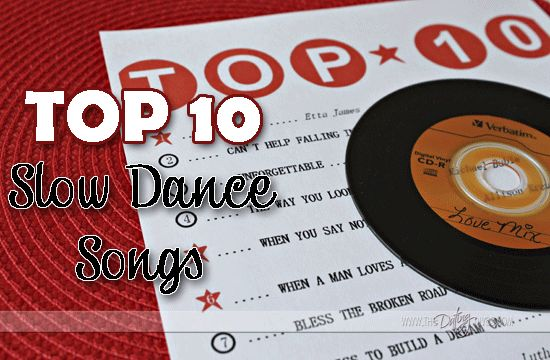 25 Songs Surely Written For The Perfect Slow Dance