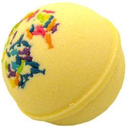 Jamaiican Me Crazy Bath Bomb by Blissful Bath. $5.75. Blissful Bath Bombs are designed to reflect their custom blended fragrance. These bombs are jam -packed with fabulous fizz, no fillers. Blissful adds moisturizing oils to every bath bomb for a bath that will leave your skin feeling soft, soothed and gloriously scented. Oooo La La! Enjoy!