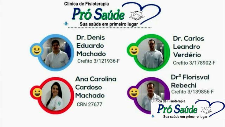 Pró-Saúde Clínica de Fisioterapia - 5ªTela TV Corporativa -  www.5tela.c...
