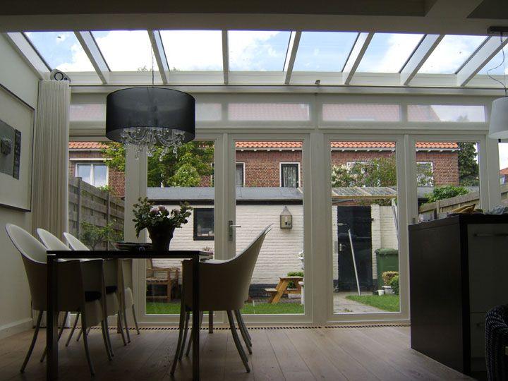 aanbouw glazen dak - Google Search