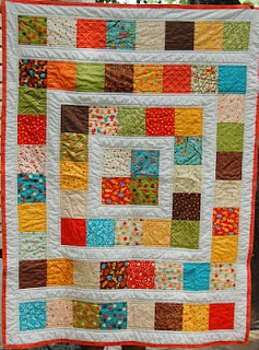 another charm pack quilt