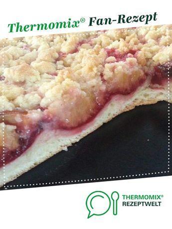 Zwetschgenkuchen Mit Hefeteig Rezept Backrezepte