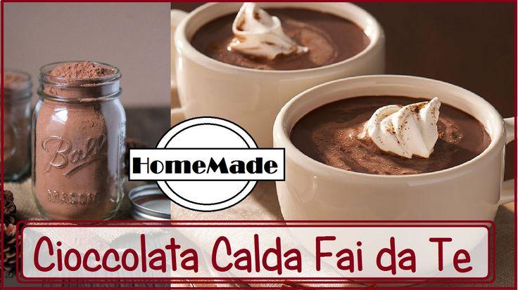 Hot Chocolate Mix DIY - Cioccolata Calda Fai da Te
