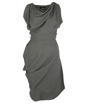Vivienne Westwood, Liberty: Gray Dress, Color, The Dress, Hair