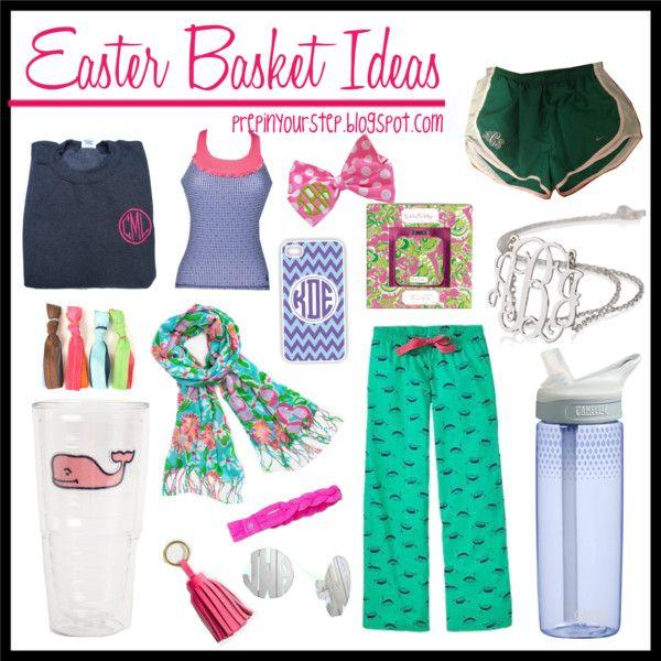 201 best easter basket stuffers images on pinterest easter easter basket ideas negle Images