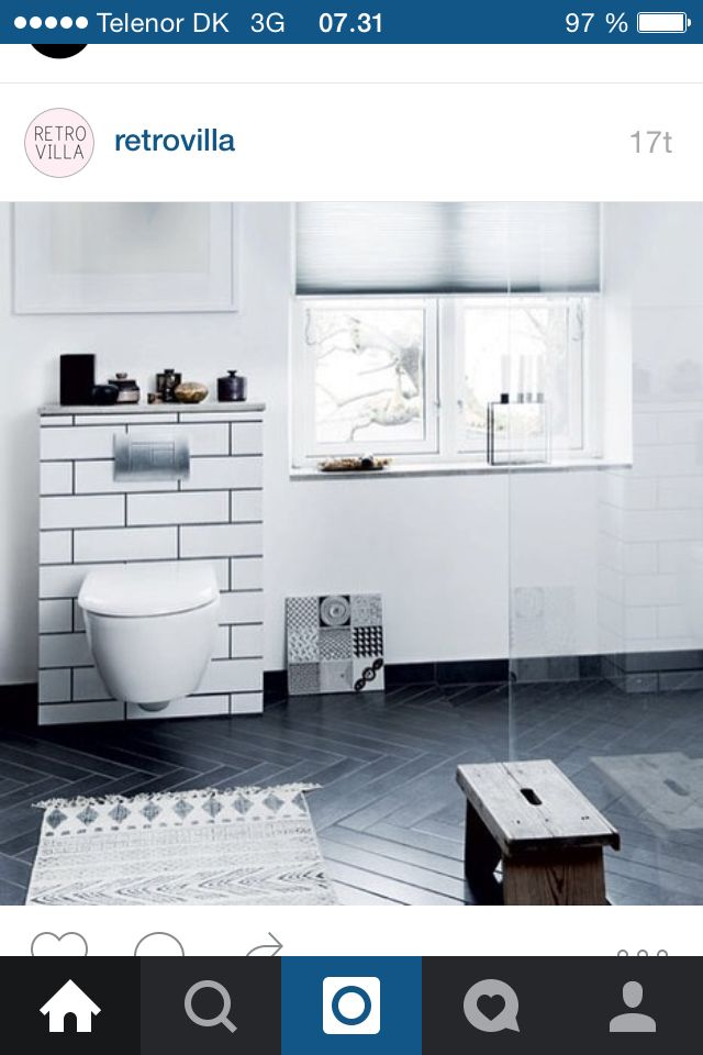 Bathroom inspiration interior pinterest bathroom and for Toilet inspiration