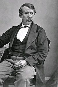 "David Livingstone (19 March 1813 – 1 May 1873), often misspelled as Livingston, was a Scottish Congregationalist pioneer medical missionary with the London Missionary Society and an explorer in Africa. His meeting with H. M. Stanley gave rise to the popular quotation ""Dr. Livingstone, I presume?"""