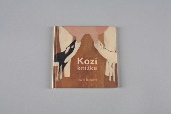 Kozí knížka | české ilustrované knihy pro děti | Baobab Books