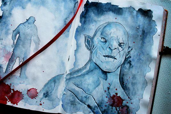 O Senhor dos Anéis e O Hobbit – Incríveis Ilustrações