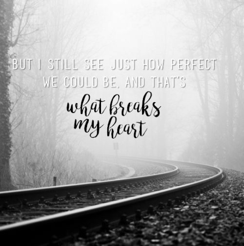 What breaks my heart | parachute lyrics