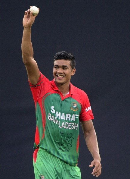 Bangladesh - Taskin Ahmed #bangladeshi #taskinahmed #cricketer bangla.needednews.com