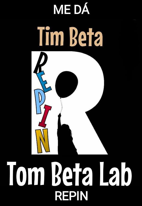 #TimBeta #TimBetaLab #DaRepin #Repin #BetaAjudaBeta #BetaLab #SDV