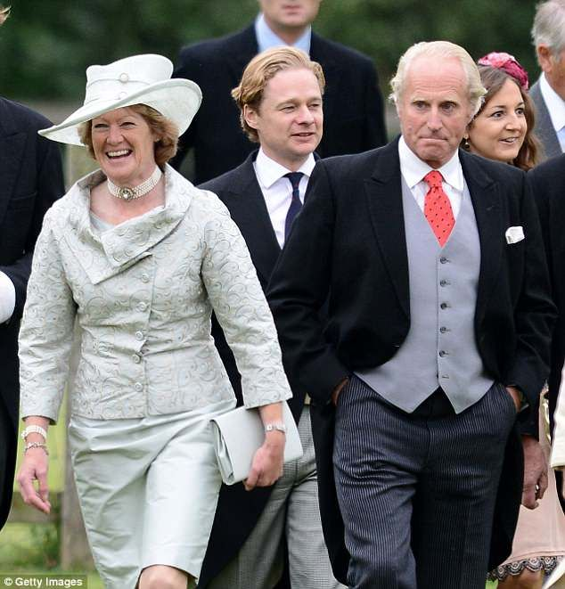 Prince Harry is inviting the ENTIRE Spencer clan to his wedding ...