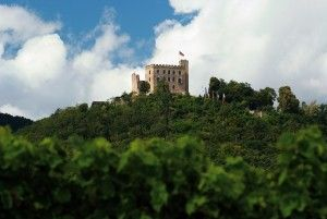 Neustadt an der Weinstraße: Hambacher Schloss auf dem Schlossberg ©DZT, Mark Wohlrab