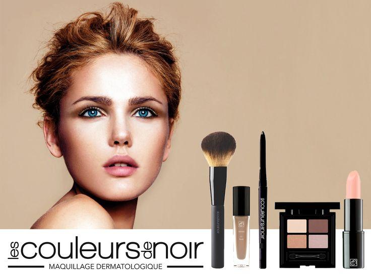 Les Couleurs de Noir is een gamma van maquillageproducten, afgestemd op personen met een huidallergie of aanleg voor huidirritatie ten gevolge het gebruik van maquillageproducten. Het gamma omvat onder meer mascara, oogschaduw, eyeliner en nagelllak.