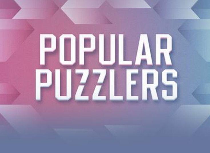 Popular Puzzlers - Apple ne recomanda cele mai populare jocuri de tip puzzle disponibile in App Store | iDevice.ro