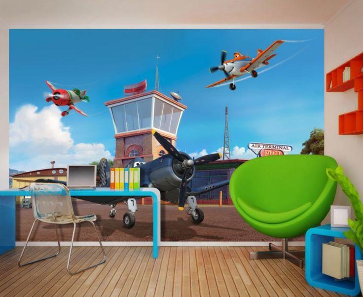 Superior Amazing Disney Planes Wallpaper Mural By WallandMore. Disney Licensed!