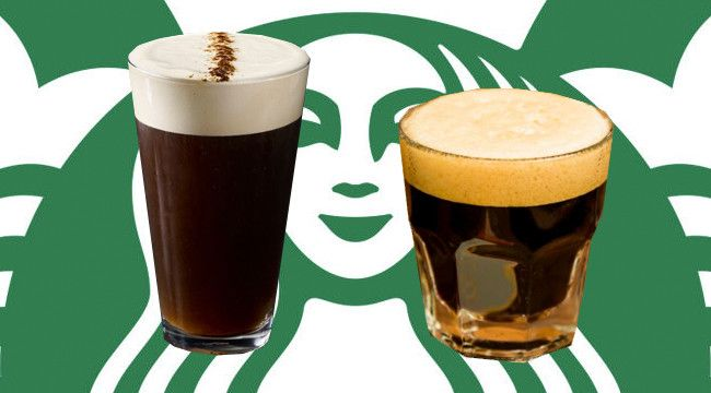 Two New Starbucks Products Prove They're Eager To Stay Ahead Of Artisan Coffee Shops