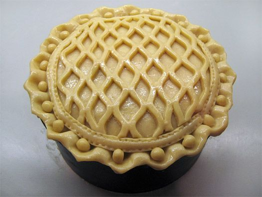 beautiful game pie crust | PIE | Pinterest