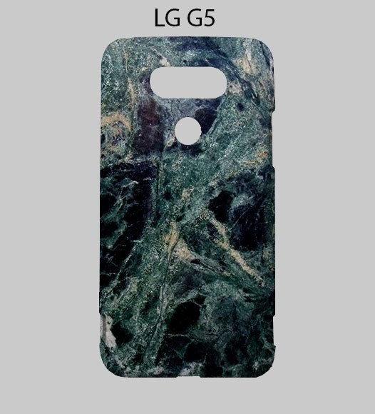 Dark Marble LG G5 Case Cover