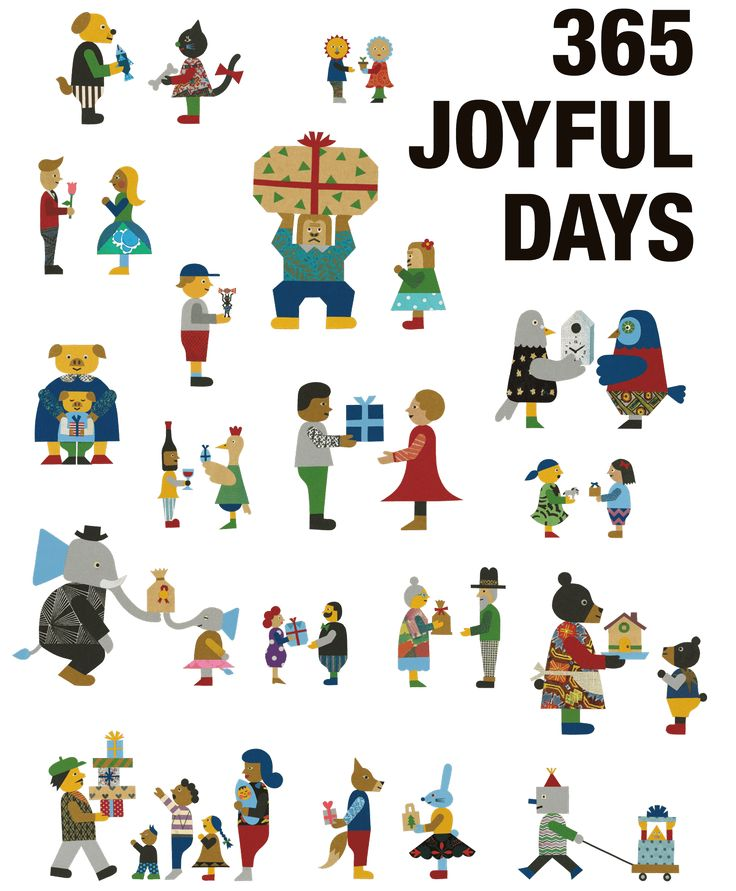 365 JOYFUL DAYS | MUJI Germany