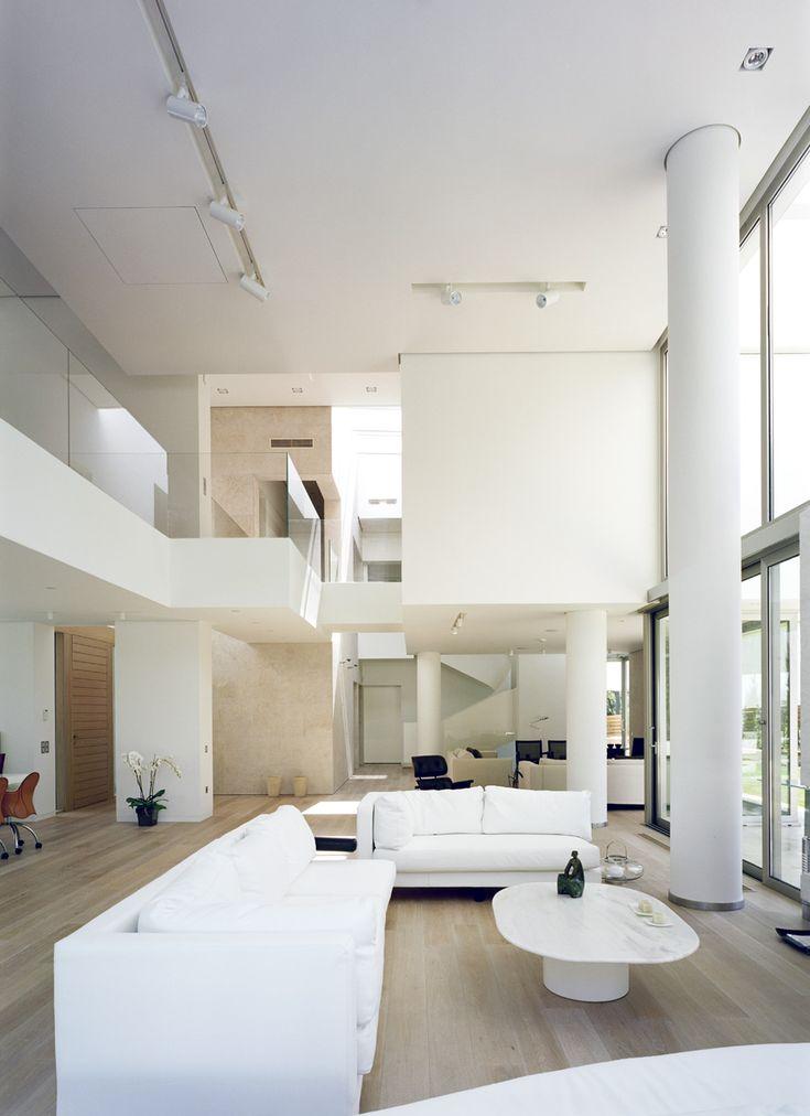 living room track lighting%0A Wide open villa   klab
