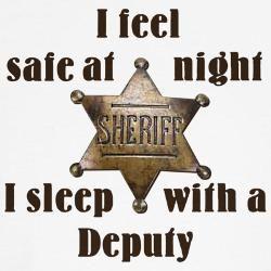 Deputy Sheriff Wife life