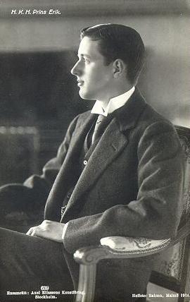 Prince Erik of Sewden